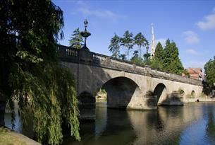 Wallingford Bridge, River Thames