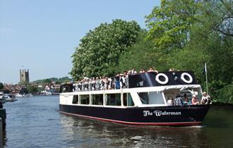 Midsomer Murders cruise from Hobbs of Henley