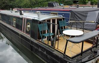 view of boat moored at Willowtree Marine Ltd