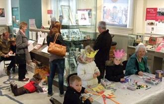 May Half-term activities at Windsor & Royal Borough Museum