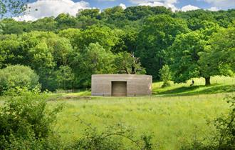 National Trust Runnymede: Writ in Water by Mark Wallinger