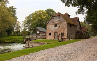 Mapledurham Watermill