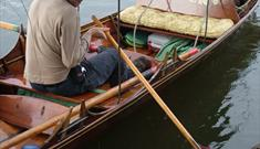 Thames Skiff Hire