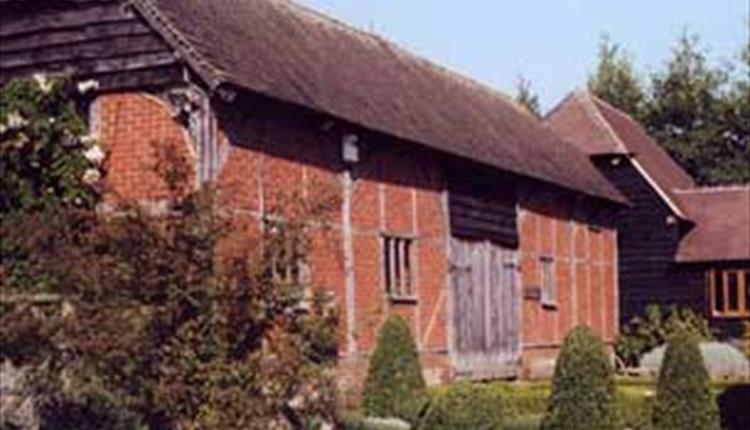 The Herb Farm and Saxon Maze.