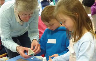 Christmas Creations at the River & Rowing Museum