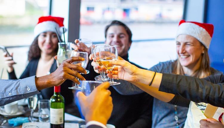 Christmas Day Cruises with City Cruises