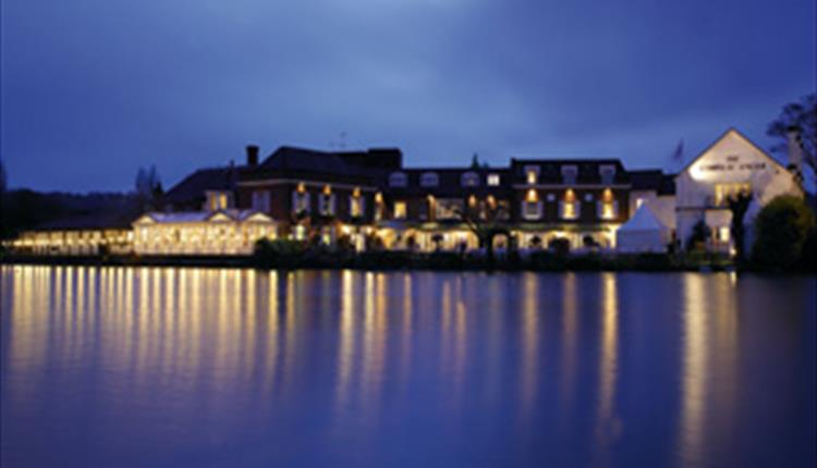 The Macdonald Compleat Angler, River Thames, Marlow