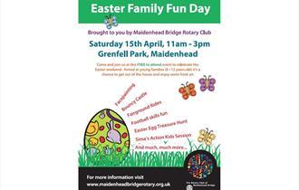 Easter Family Fun Day - Maidenhead Rotary