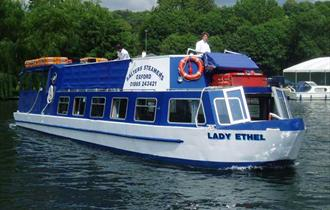 Salter Steamers Ltd - Windsor