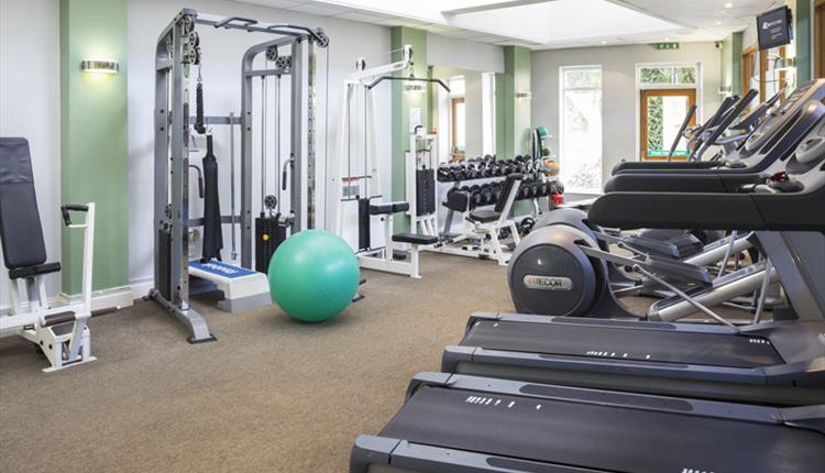 The Oakley Court Fitness & Leisure Facilities