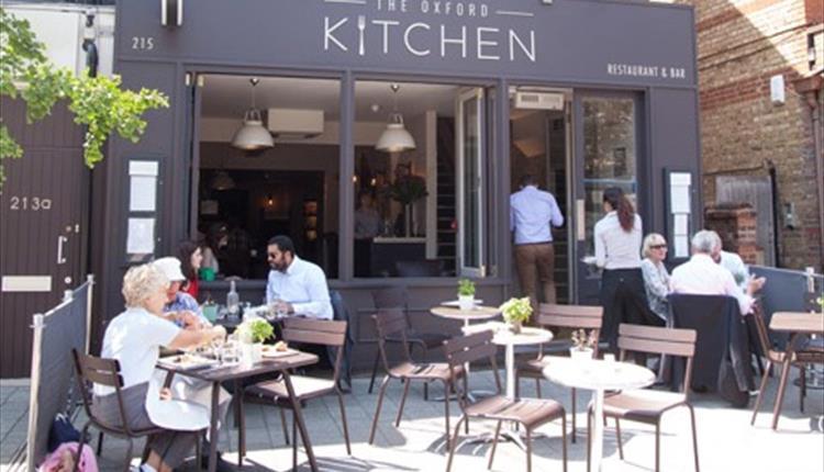 The Oxford Kitchen
