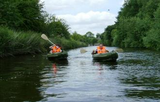 Thames Kayaking