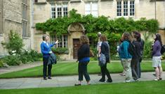 Visit Oxfordshire Walking Tours