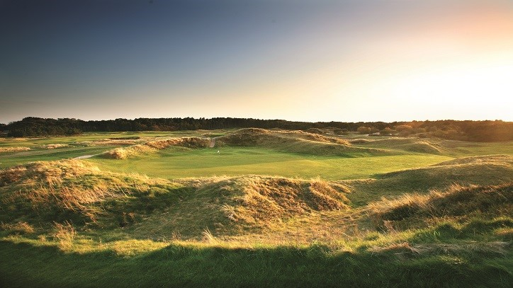 Formby Golf Club Course