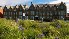 Front of Glendower Hotel
