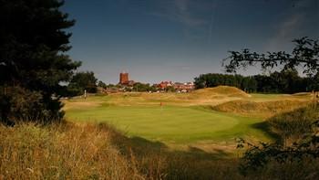 Hesketh Golf Club 16th Hole