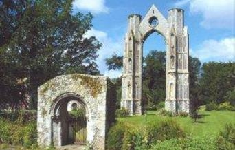 Walsingham Abbey Grounds & The Shirehall