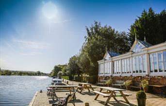 Beetle & Wedge Boathouse