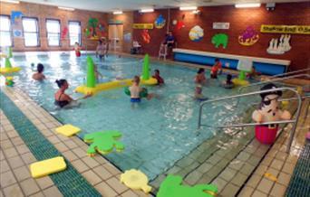 Copeland Swimming Pool