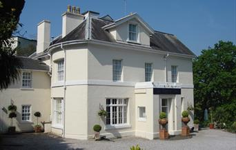 Exterior, Haytor Hotel, Torquay, Devon