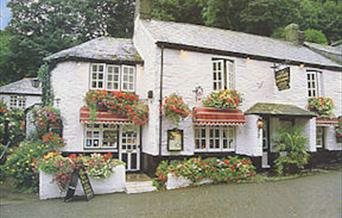 The Cottage B & B, Polperro, Cornwall