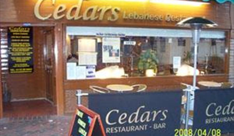 Cedars Lebanese