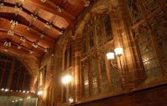The Great Hall at St Mary's Guildhall