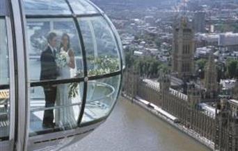 The Coca-Cola London Eye