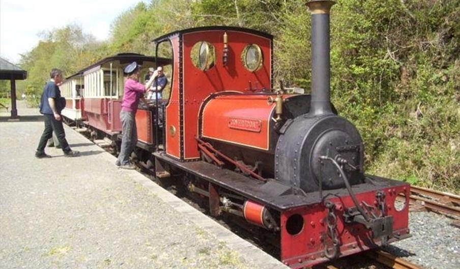 Launceston Steam Railway