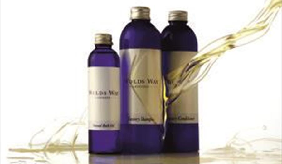 Wolds Way Lavender home to the Country's only Wood Fired Distillery used to extract our 100% pure Lavender Essential Oil that is used in the Wolds Way