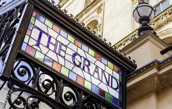 The Mercure Grand hotel Bristol