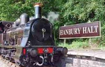Foxfield Steam Railway
