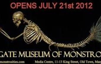 Margate Museum of Monstrosities