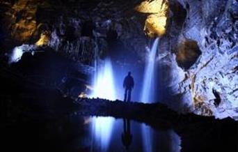 Dan yr Ogof National Showcaves of Wales