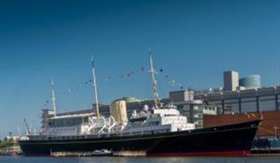 The Royal Yacht Britannia © Marc Millar