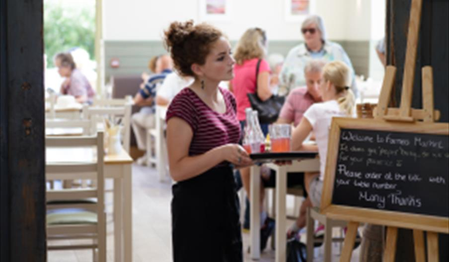 Creake Abbey Cafe & Food Hall