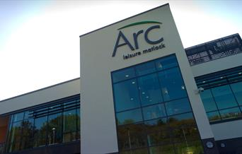 Arc Leisure entrance