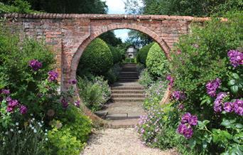 West Green House Gardens