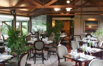 Conservatory Restaurant (AA Rosette)