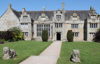 Trerice Manor House