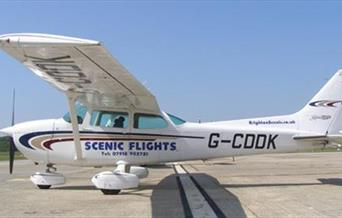 Aircraft operated by Brighton Scenic Flights