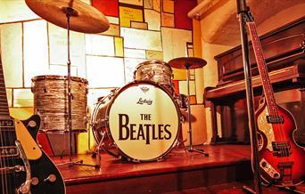 Beatles Studio Image