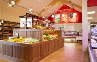 Cranstons Food Hall at Orton Grange