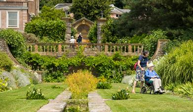 Accessibility at Hestercombe Gardens