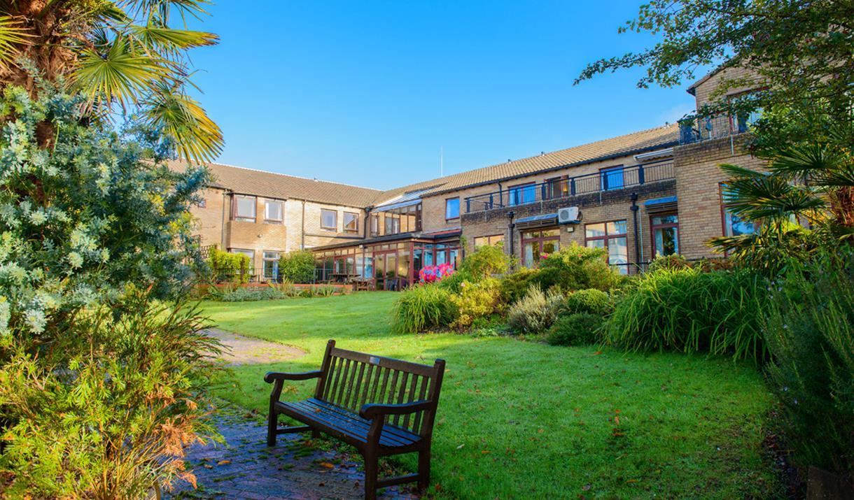 Revitalise Netley Waterside House