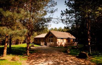 Rosliston Forestry Centre