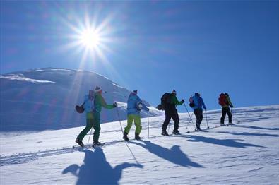 Thumbnail for Snøskredfare i fjellet