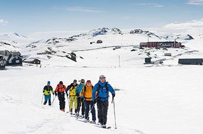 Thumbnail for Topptur, alpine skiturer og randonee