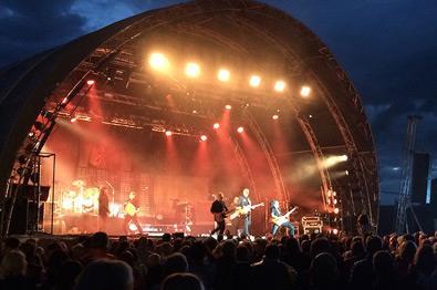 Thumbnail for Festivaler og konserter