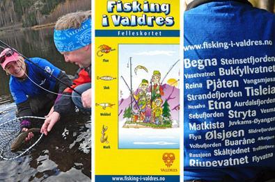 (c) Fisking i Valdres